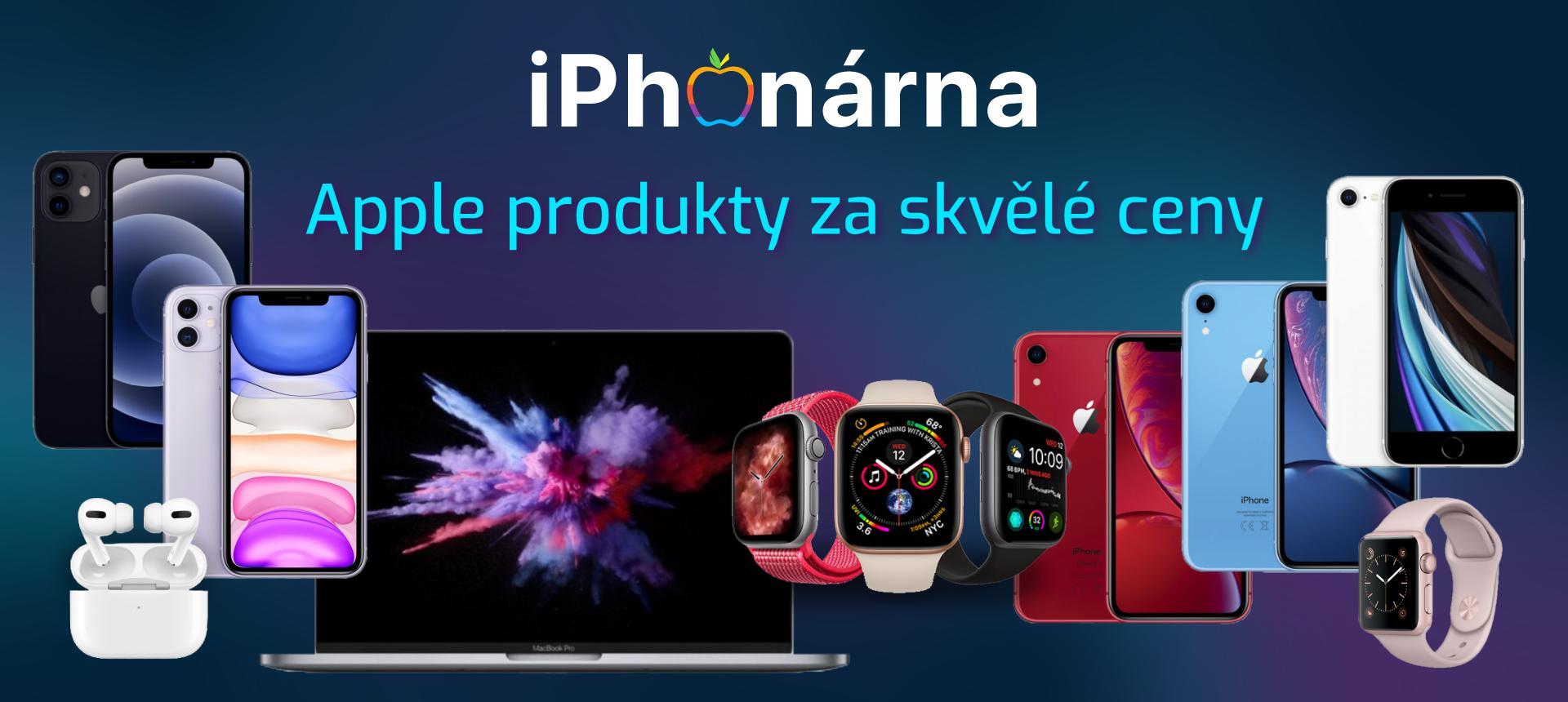 iPhonárna 1