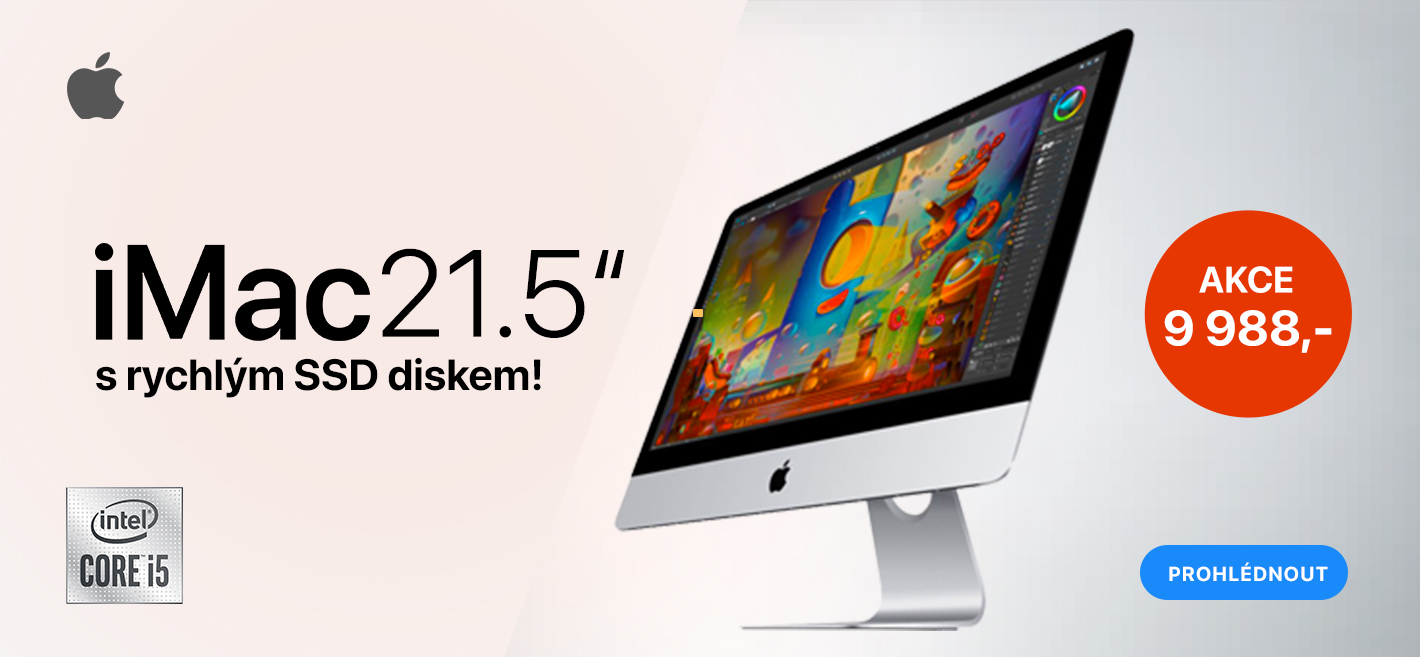 Apple iMac Akce
