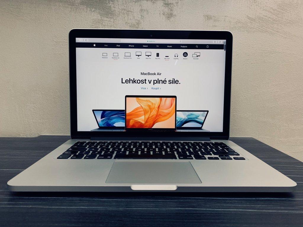 Apple MacBook Pro Retina 13″ 2015 8GB RAM 128GB SSD