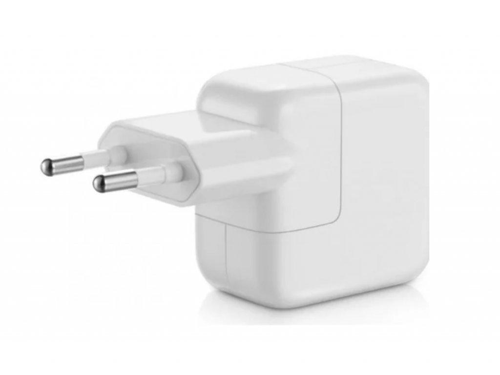 Apple USB 12W nabíjecí adaptér bílý