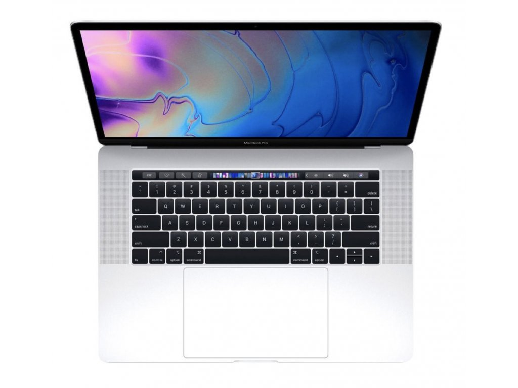 """Apple MacBook Pro 15,4"""" Touch Bar 512GB / Silver 2016"""