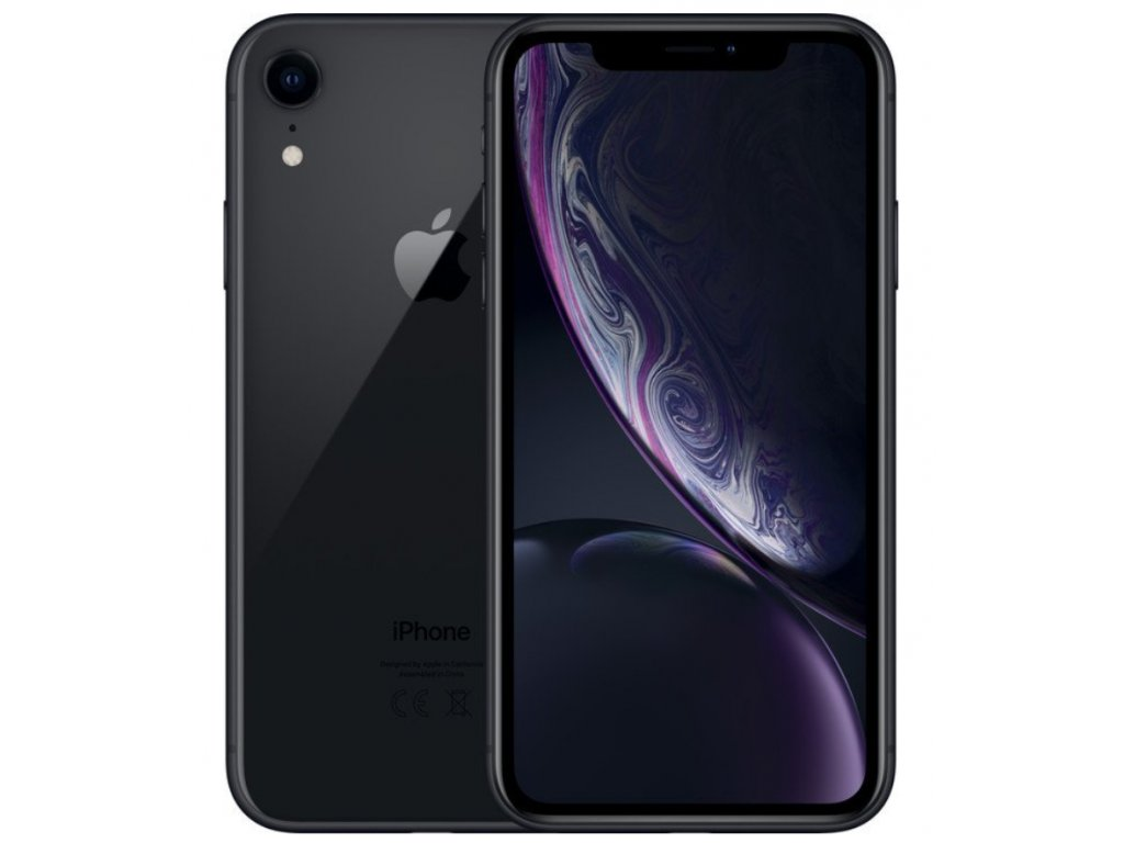 Apple iPhone XR 128 GB Black