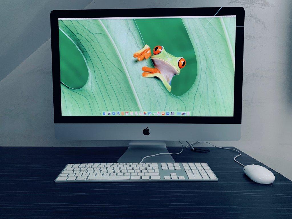 "Apple iMac 27"" Retina 5K Core i7 4,0 GHZ / 32GB / 256 SSD / AMD Radeon R9 4GB 2014"