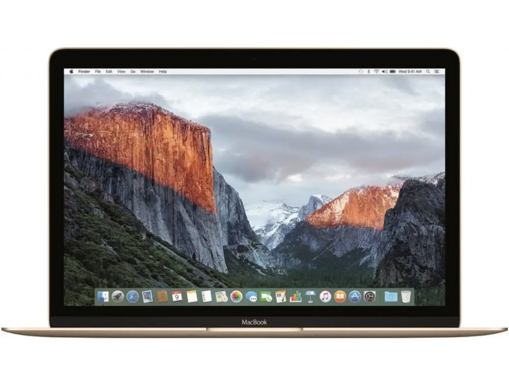 Apple MacBook 12 (2015) 256 GB SSD 8 GB Gold - iPhonárna.cz