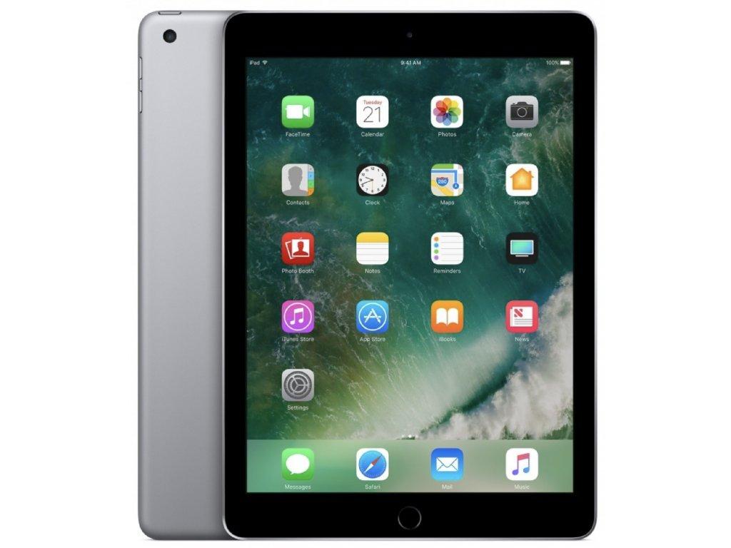 "Apple iPad 5 generace 9.7"" 32GB Wi-Fi + Cellular Space Gray 2017"