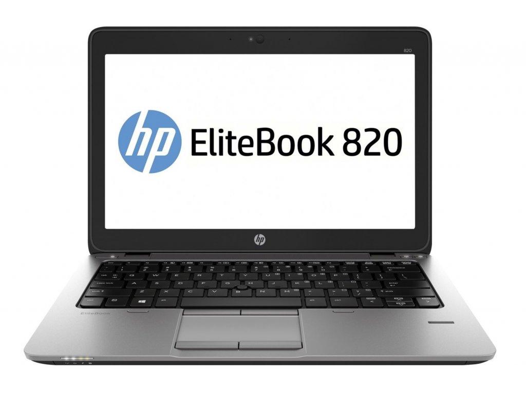 HP EliteBook 820 G2 Black
