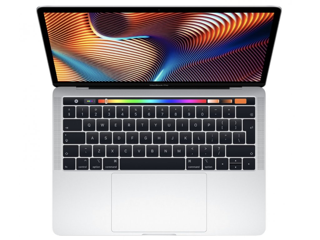 "Apple MacBook Pro Touch Bar 13,3"" 3,1GHz / 8GB / 256GB Silver 2017"