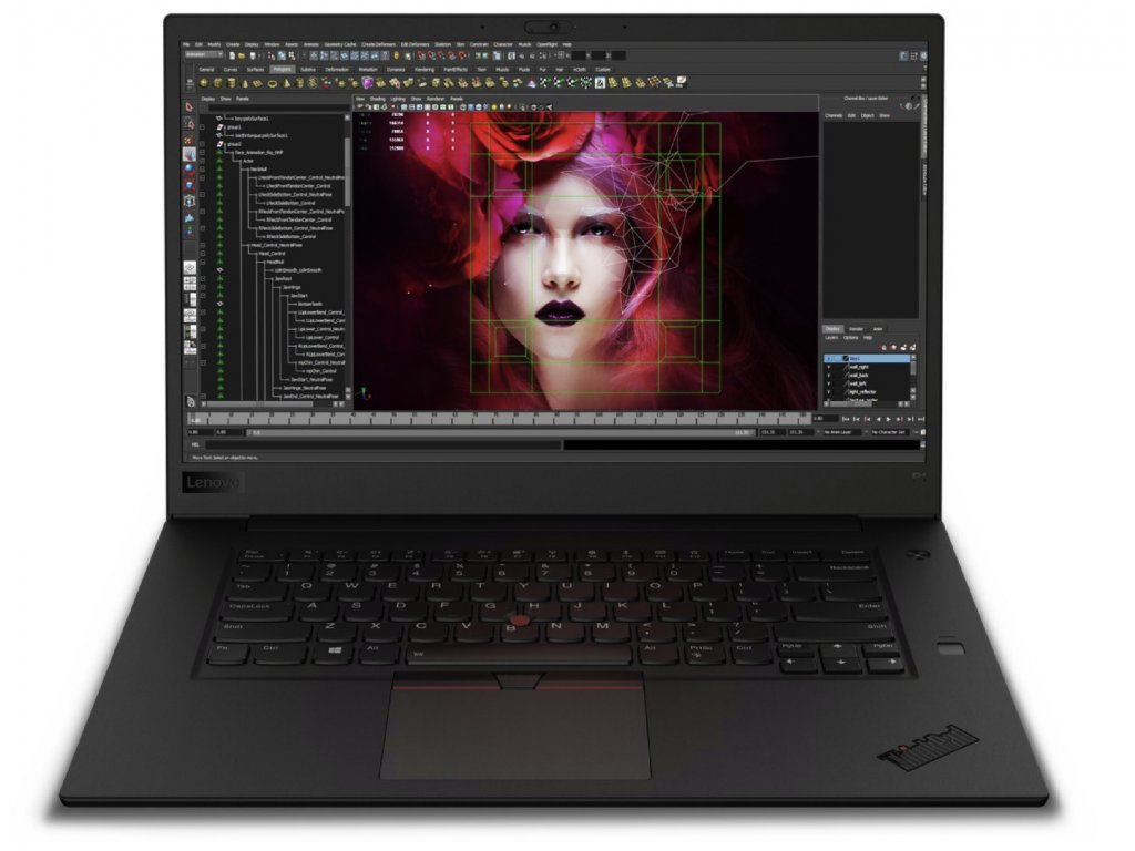 Lenovo ThinkPad P1 Core i7 / 16GB DDR4 / 1 TB SSD Nvidia QUADRO P2000 / 4K