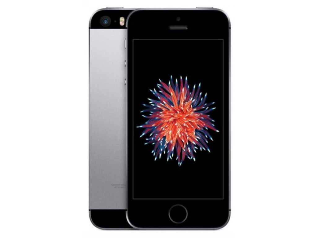 "Apple iPhone SE 32GB Space Gray ""B GRADE"""