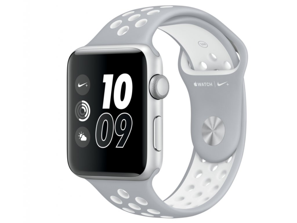 Apple Watch Series 2 42 mm NIKE + Silver