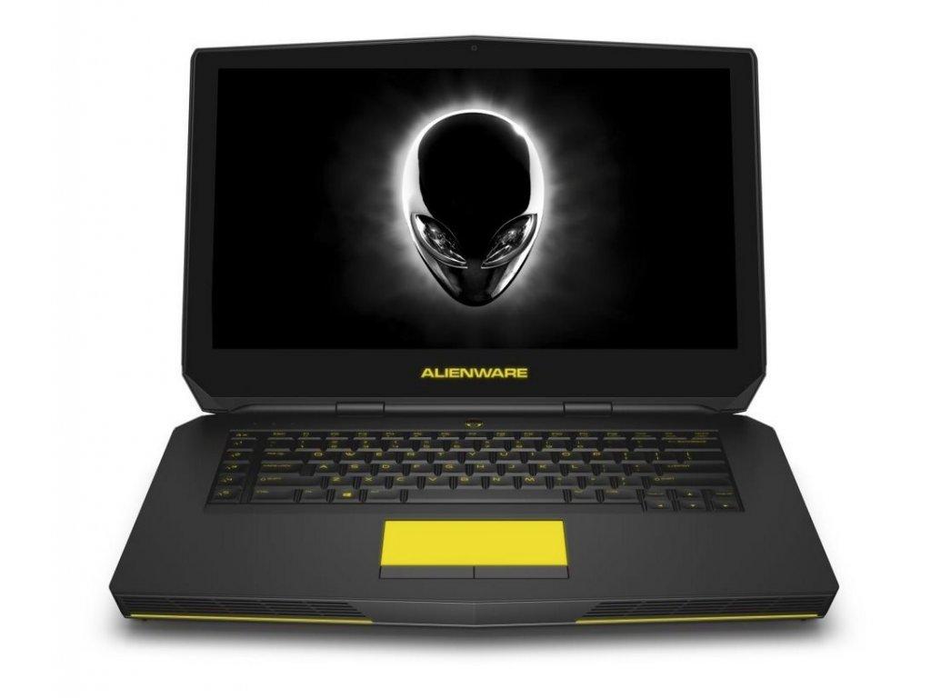 Dell Alienware 15 R2 / Core i7 / 16GB / 256 GB SSD + 1TB NVIDIA GTX 970M