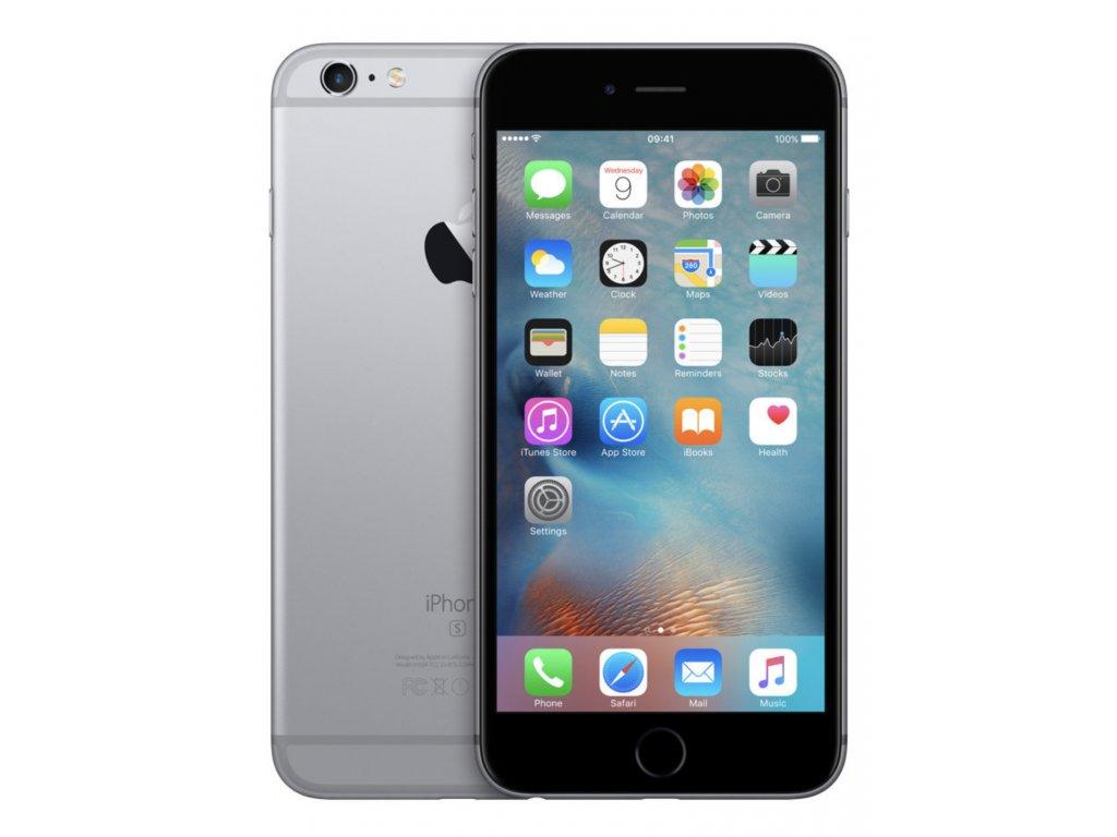"Apple iPhone 6S Plus 64GB Space Gray ""B GRADE"""