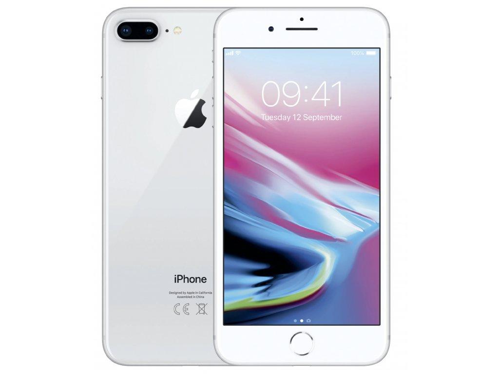 "Apple iPhone 8 Plus 64GB Silver ""B GRADE"""