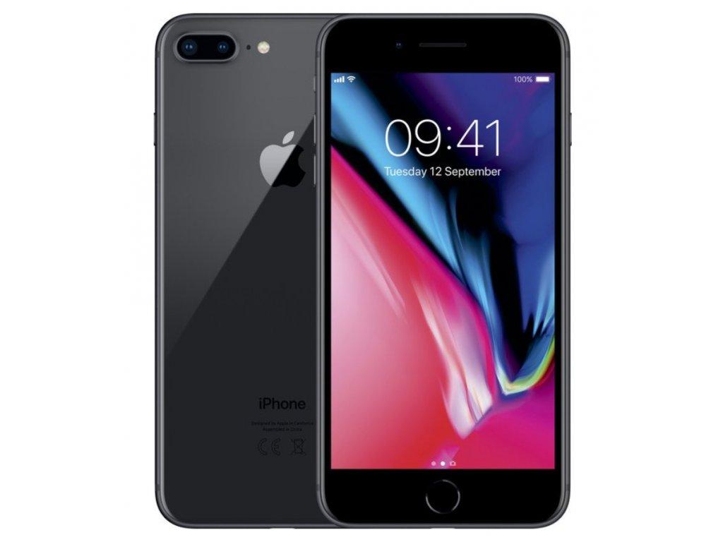 "Apple iPhone 8 Plus 256GB Space Gray ""B GRADE"""