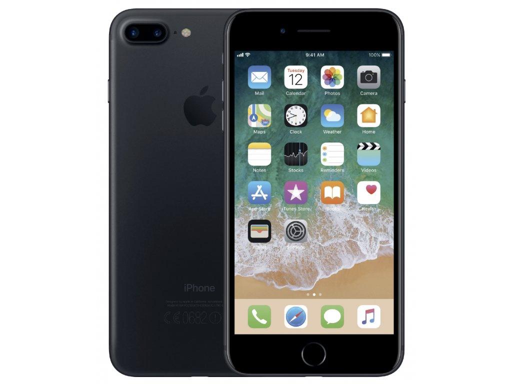 "Apple iPhone 7 Plus 32GB Matte Black ""B GRADE"""