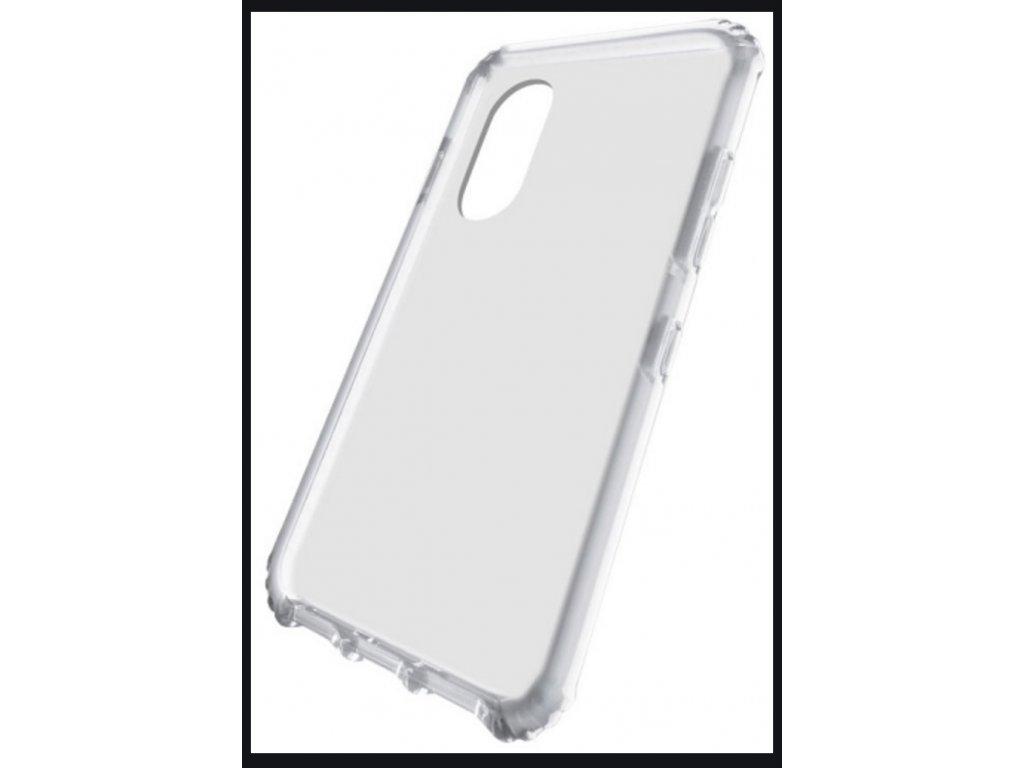Pouzdro CellularLine Tetra Force Shock-Twist Apple iPhone X/XS 2 stupně ochrany bílé