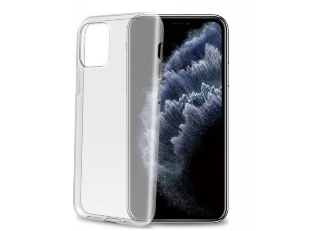 Pouzdro CELLY Gelskin pro Apple iPhone 11 Pro Max, bezbarvé