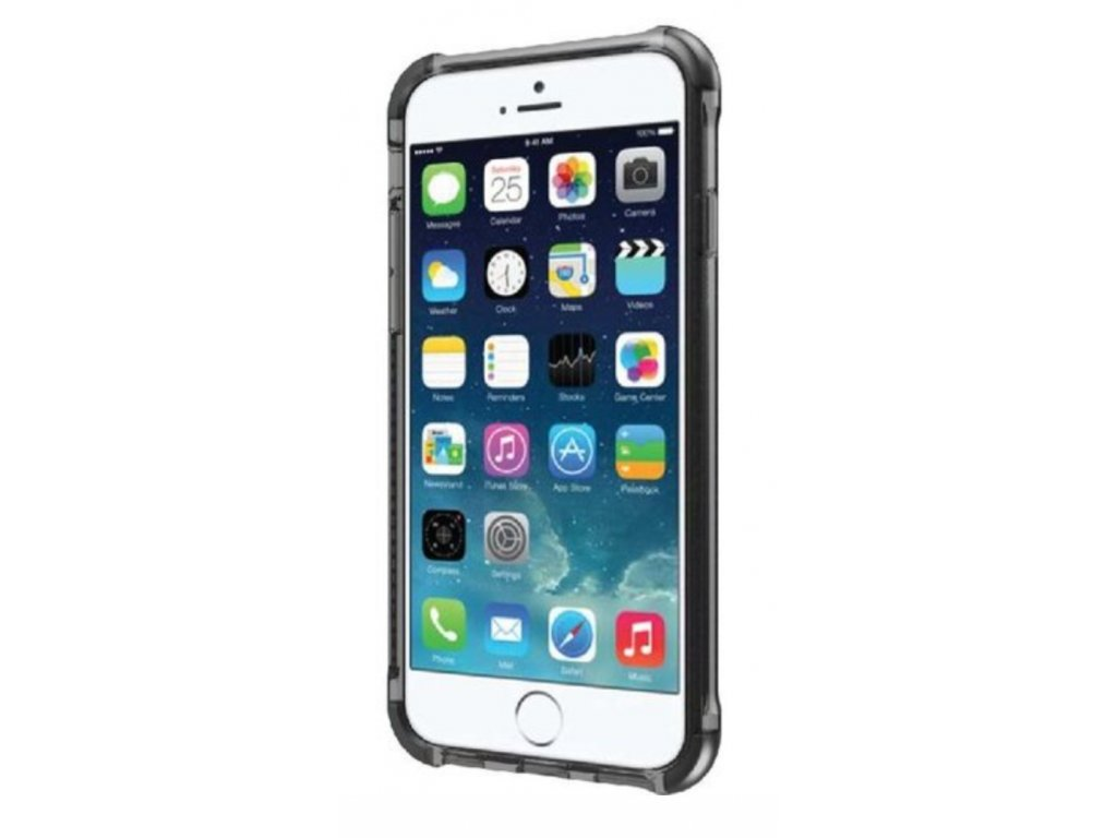 Pouzdro ODOYO Quad360 pro iPhone 6 Plus/6S Plus - černé