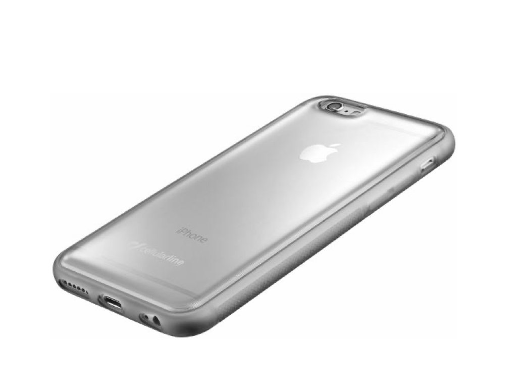 Kryt na mobil CellularLine ANTI-GRAVITY pro Apple iPhone 6/6s průhledný