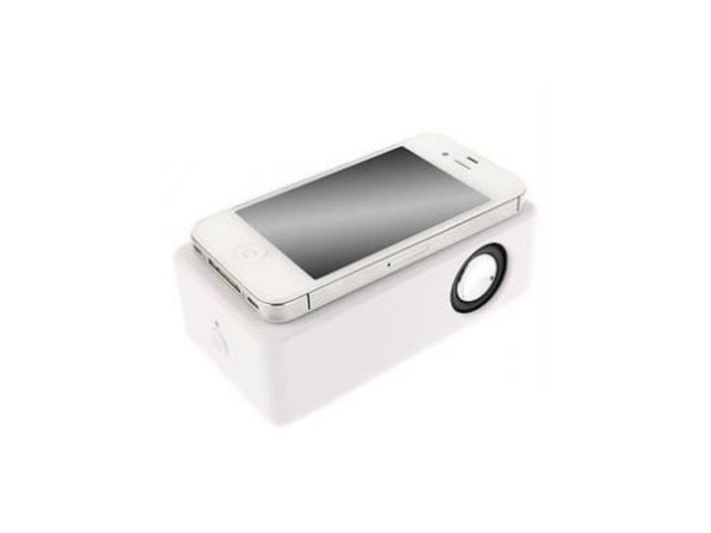 IFROGZ® Boost Near Field Audio Speaker - bílá