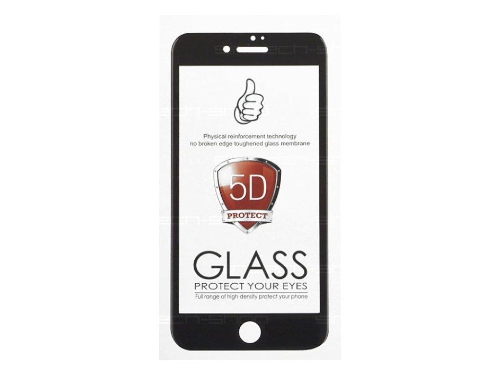 Tvrzené sklo pro iPhone 7/8 5D Black