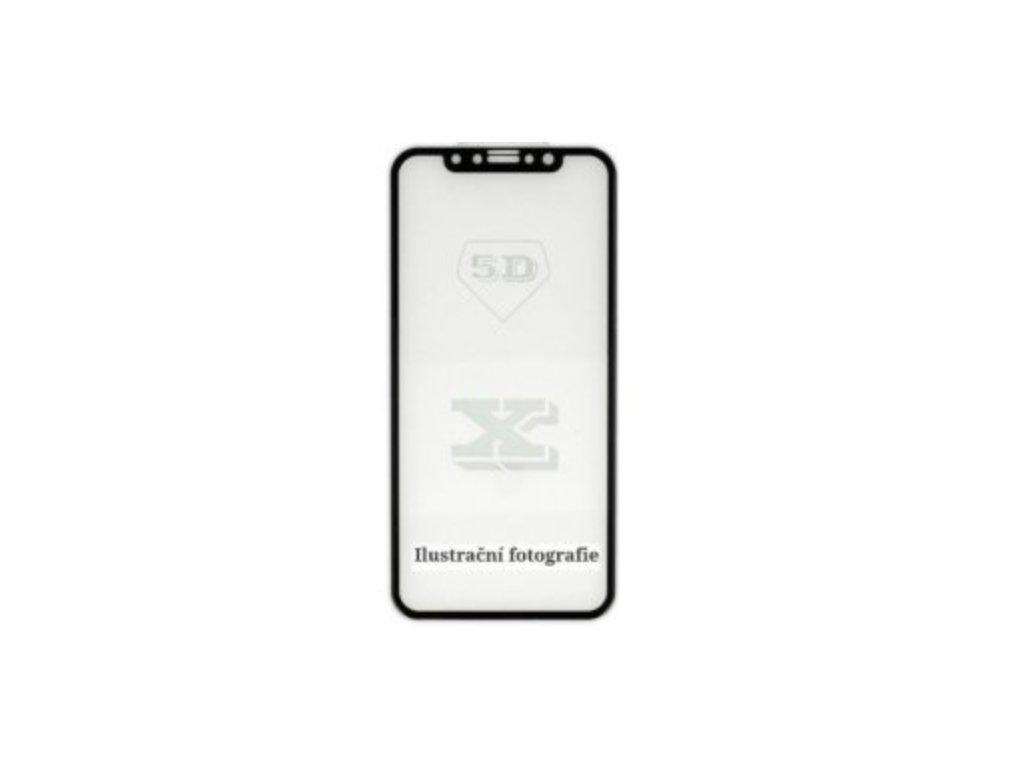 Tvrzené sklo pro iPhone XR/11 5D Black