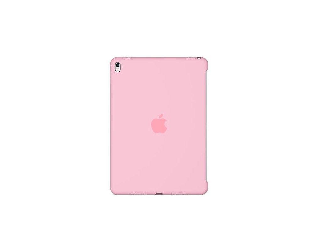"""Apple 9.7"""" iPad Pro Silicone Case - světle růžová"""