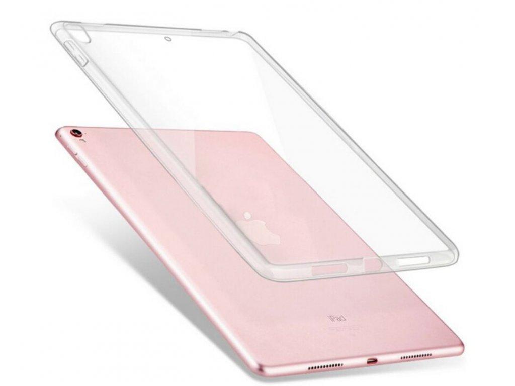 Kryt z měkkého plastu pro iPad Pro 9.7 - křišťálově čirý