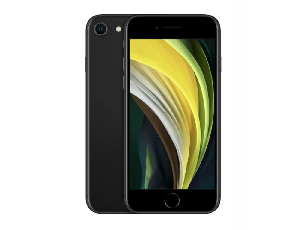Apple iPhone SE (2020) 64GB Black