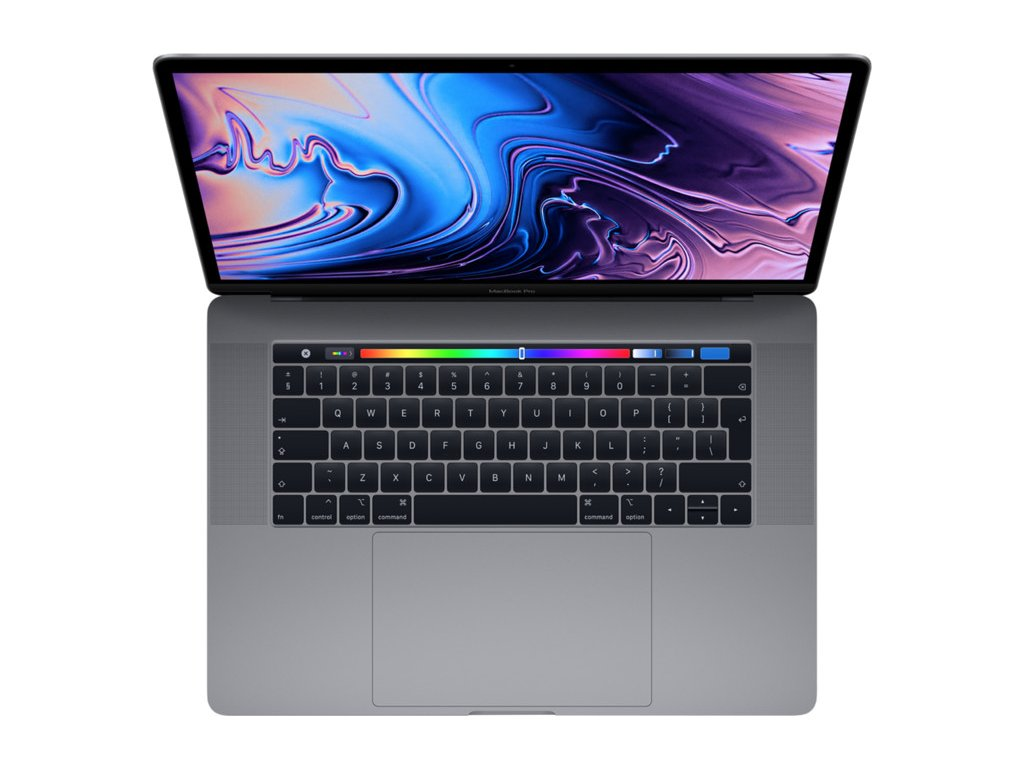 "Apple MacBook Pro 15"" Touch Bar 2.2 GHz / 256 GB / Space Gray 2018"