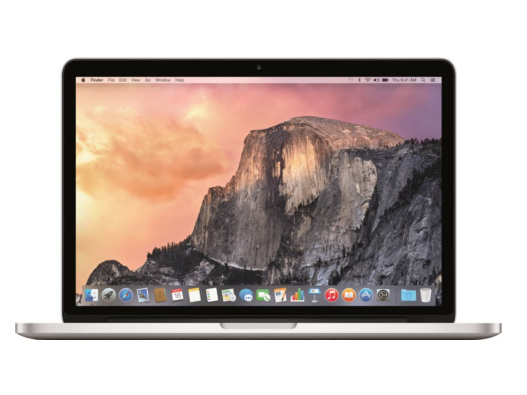 Apple MacBook Pro Retina 13″ Core i7 / 3,1GHz / 16GB RAM / 512GB SSD 2015