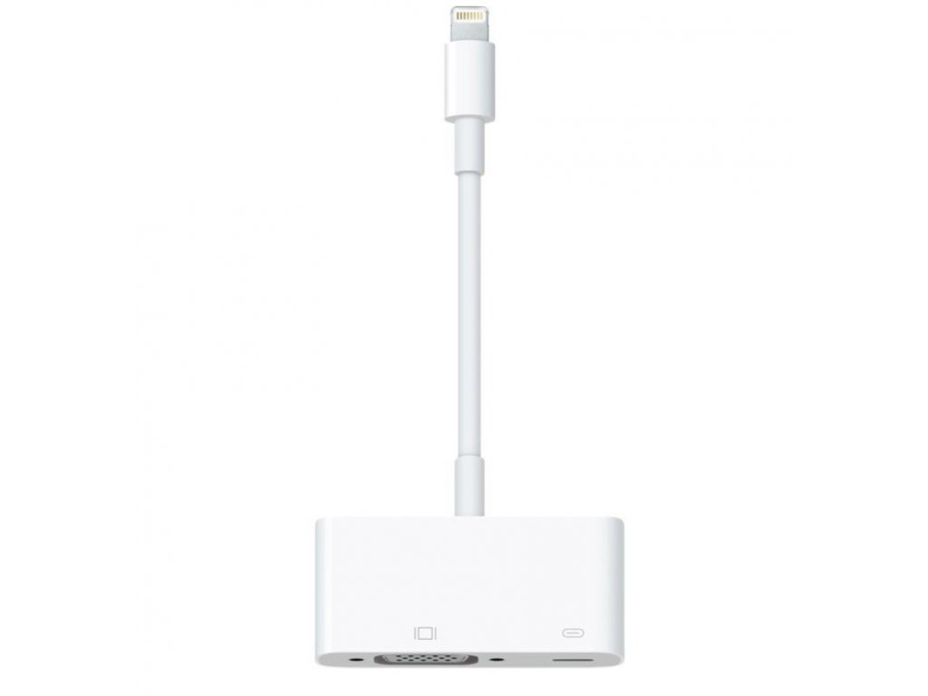 Apple, Lightning to VGA