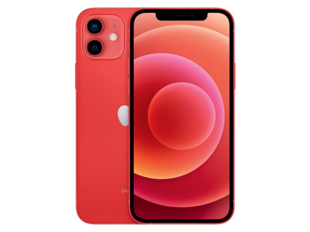 Apple iPhone 12, 128GB, (PRODUCT)RED