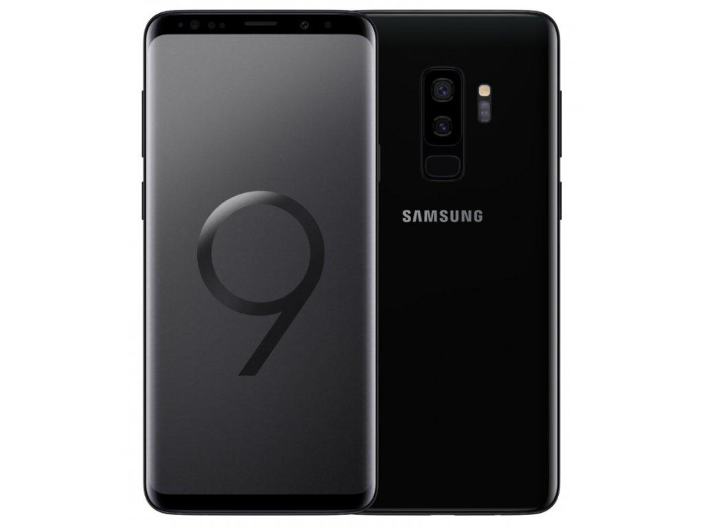 Samsung Galaxy S9+ 64GB Dual SIM Black 3
