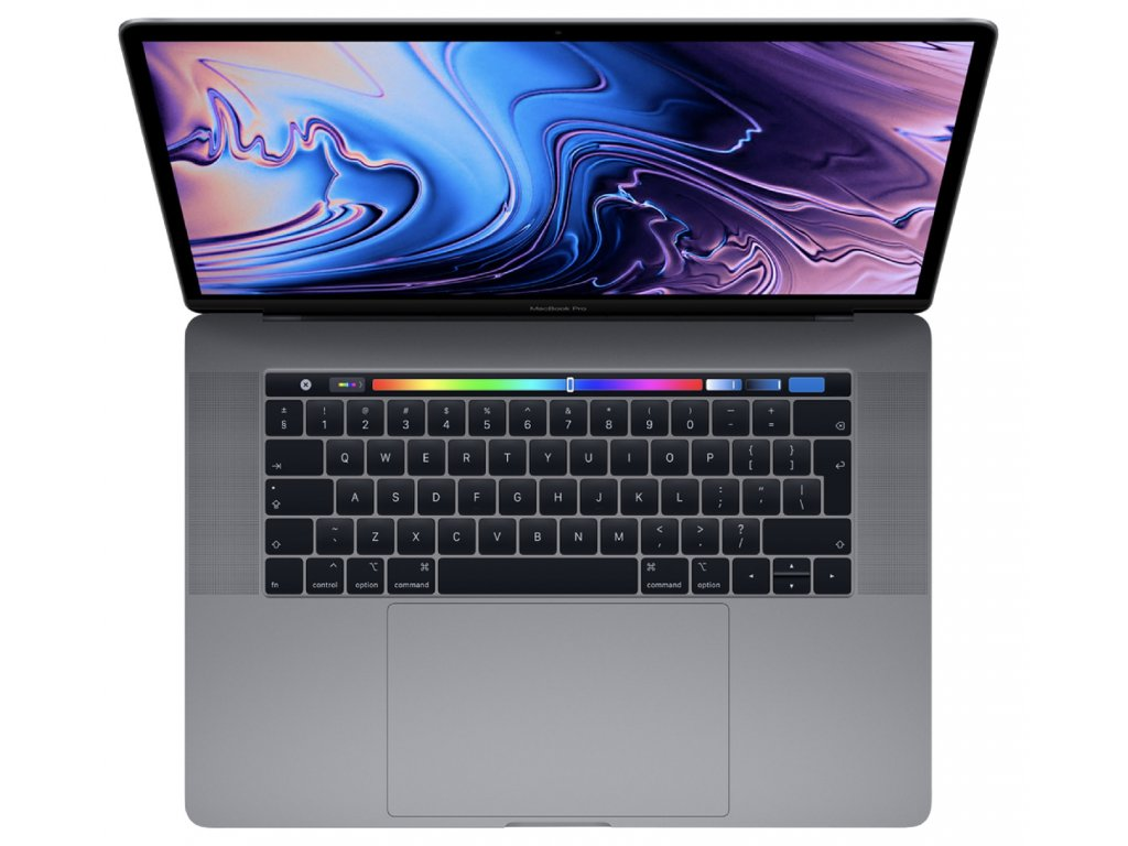 """Apple MacBook Pro 15,4"""" Touch Bar 512GB / Space Gray 2016"""