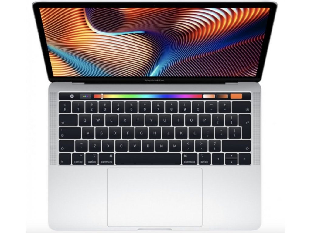 "Apple MacBook Pro 13,3"" 16GB / 500GB Silver 2017"