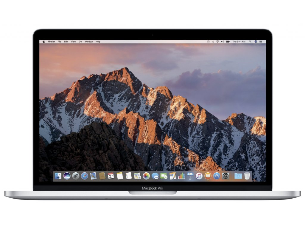 "Apple MacBook Pro 13"" 2.0 GHz / 8GB / 256 GB / Silver 2016"