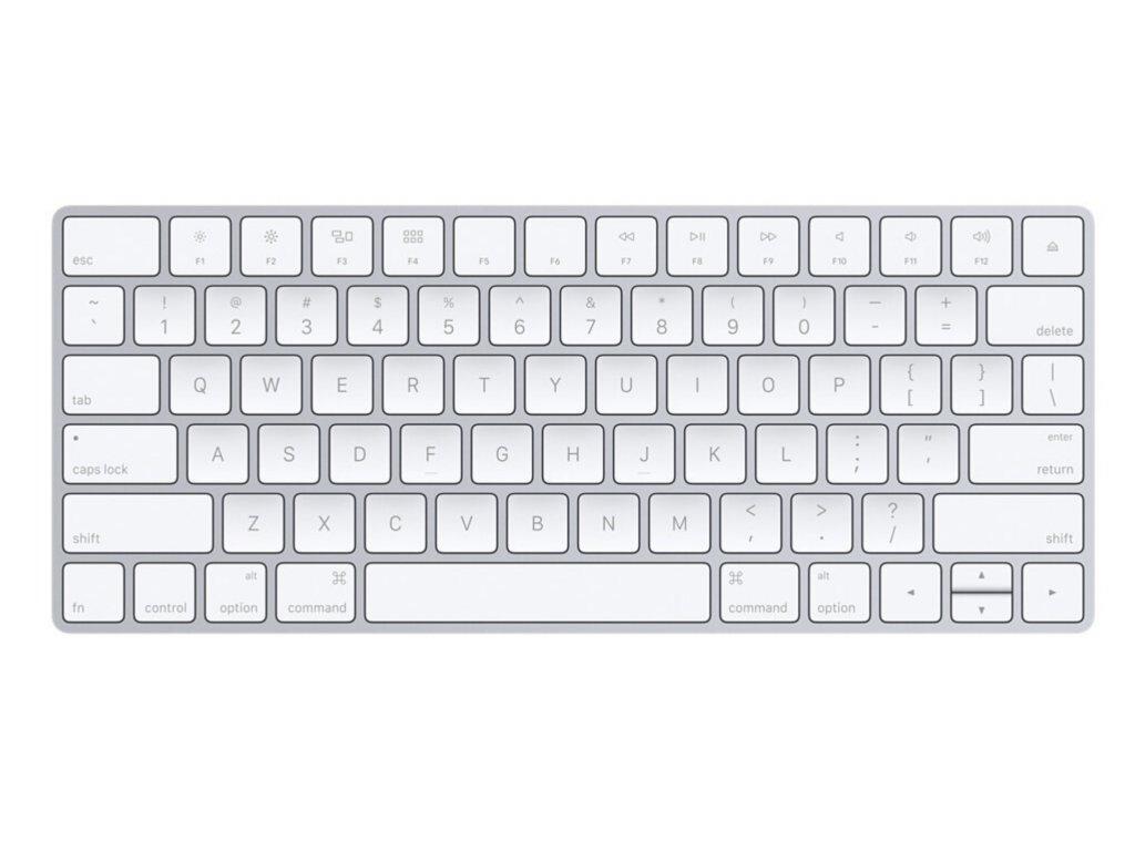 Apple Magic Keyboard 2 CZ Loyout - Vystavená