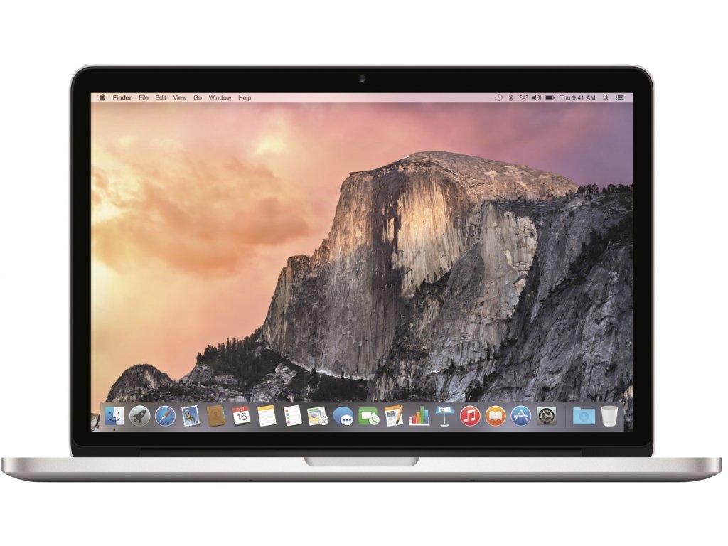 Apple MacBook Pro Retina 13″ 8GB RAM / 256GB SSD 2015