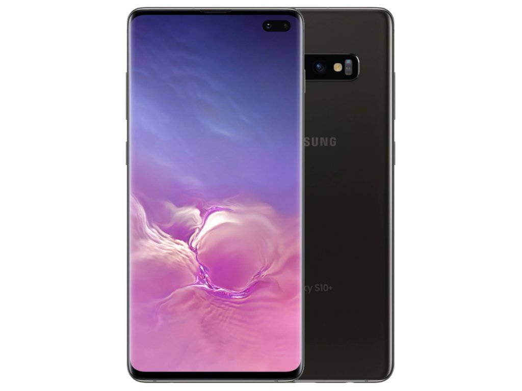 Samsung Galaxy S10+, 8GB/128GB, Ceramic Black
