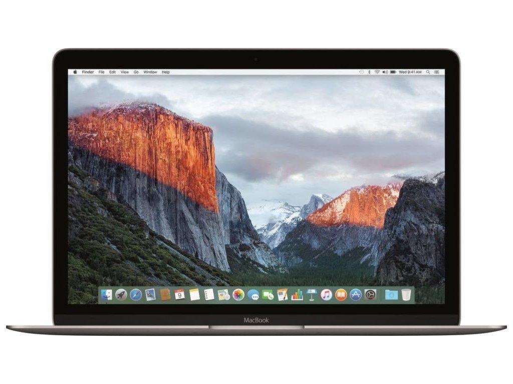 Apple MacBook 12 256 GB SSD / 8 GB Space Gray 2016