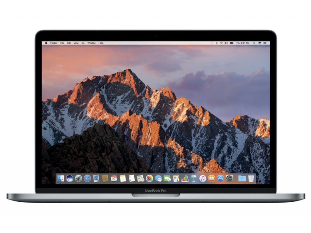 """Apple MacBook Pro Touch Bar 13,3"""" 3,1GHz / 8GB / 256GB Space Gray 2017"""