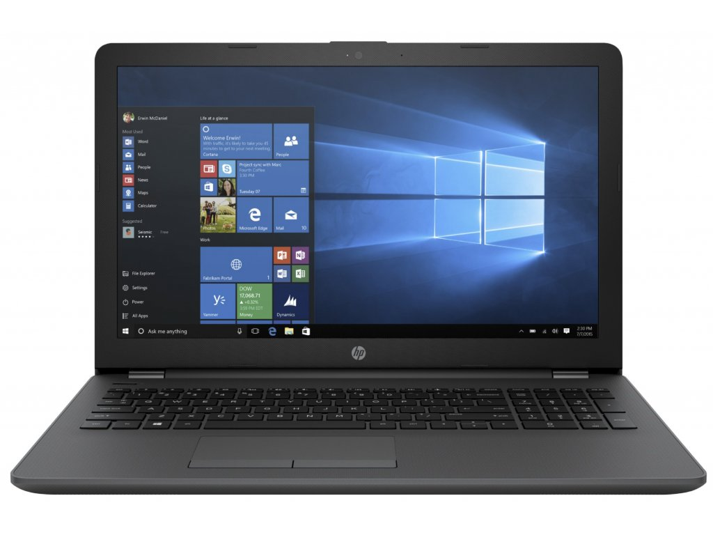 """HP 255 G6 AMD RADEON R2 / 4GB RAM / 500GB HDD / 15,6"""" HD+ 1"""