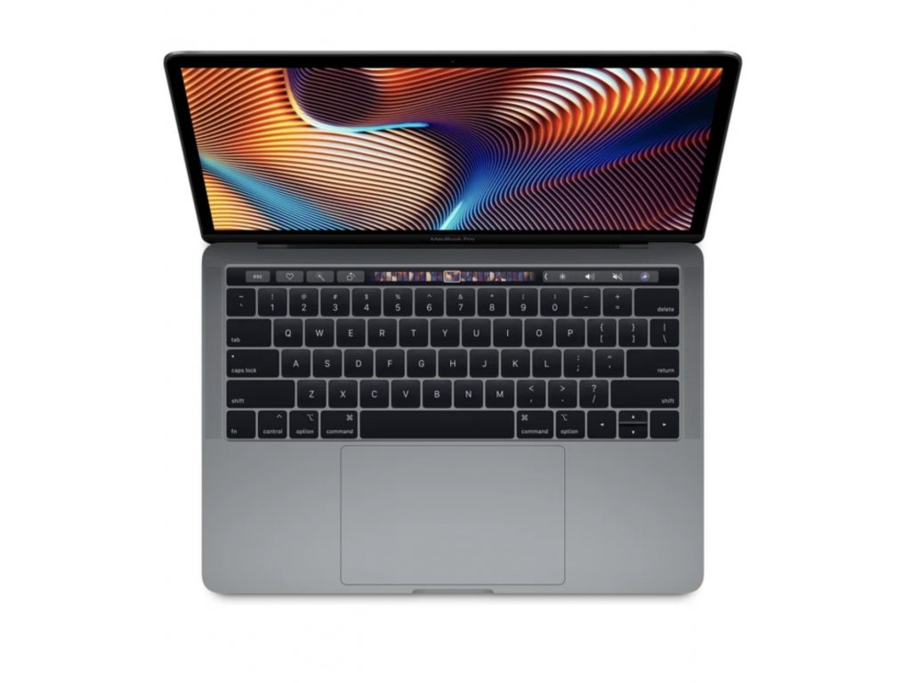 "Apple MacBook Pro 13,3"" Touch Bar / 2,4GHz / 8GB / 512GB Space Gray 2019"