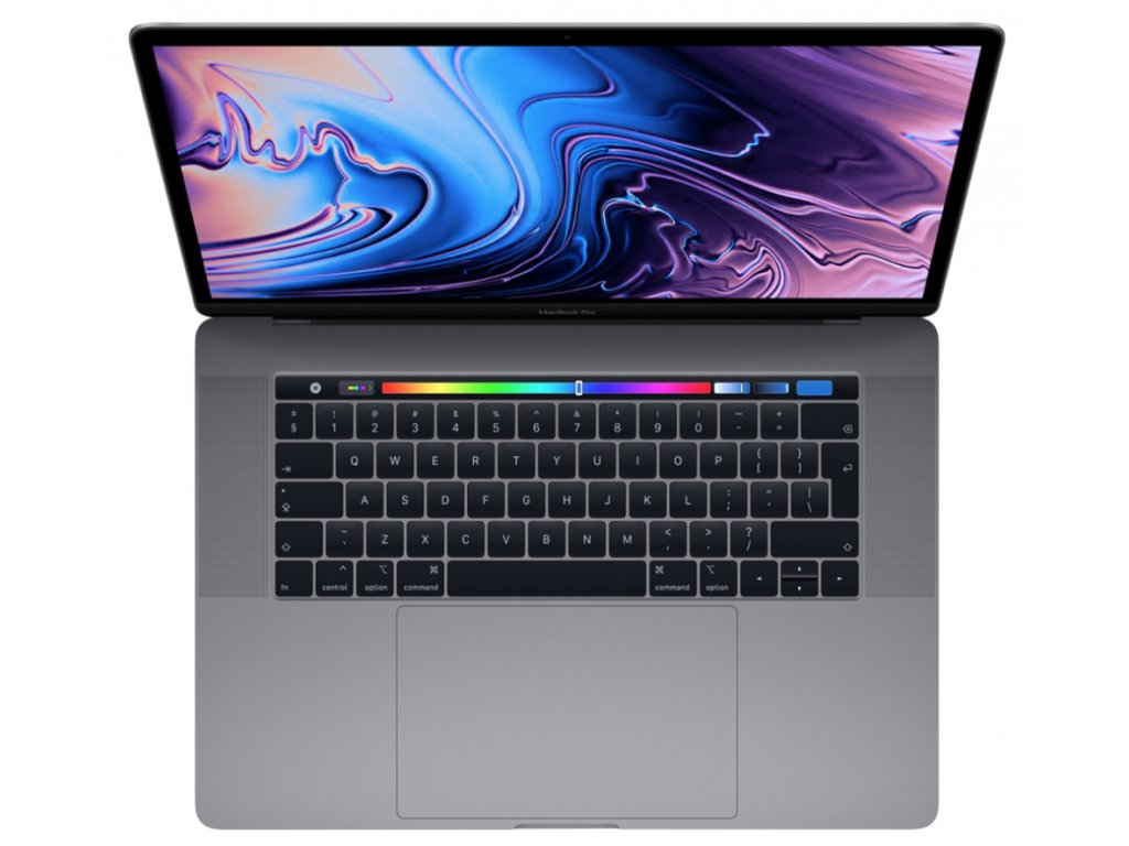 CTO Apple MacBook Pro 15 Touch Bar / Core i9 2.3 GHz / 16 GB RAM / 512 GB / Space Gray (2019) Apple Care+ 2
