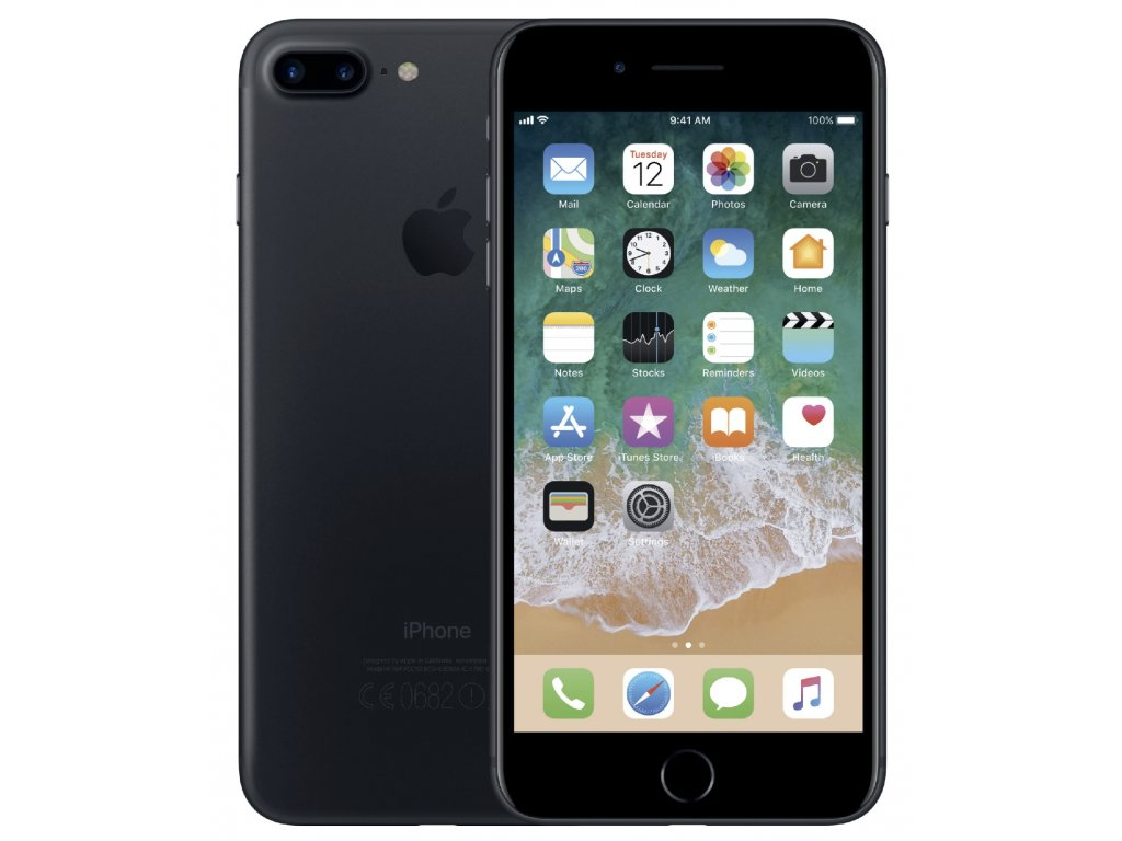 Apple iPhone 7 Plus 128GB Matte Black