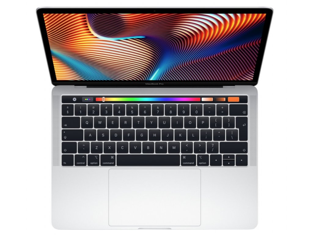 "Apple MacBook Pro 13,3"" Touch Bar / 1,4GHz / 8GB / 256GB Silver 2019"