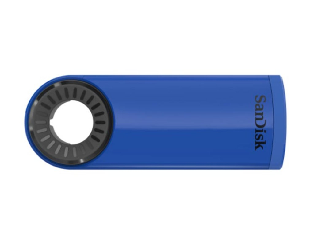 blueflash