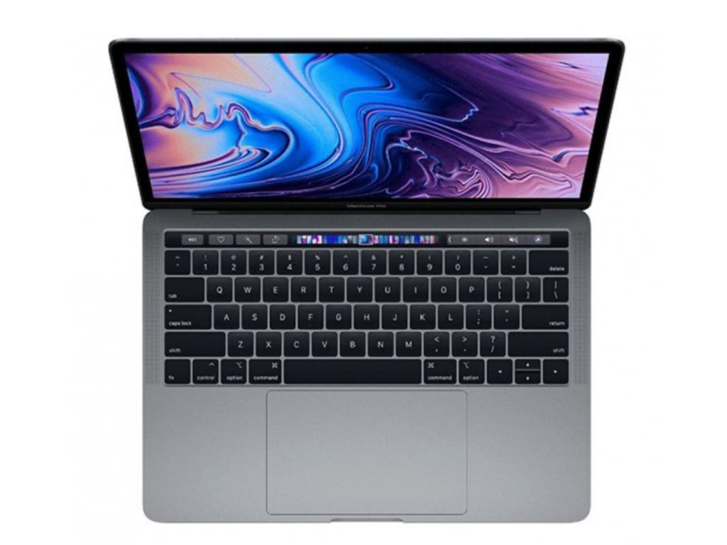 "Apple MacBook Pro 13,3"" Touch Bar / 2,3GHz / 8GB / 512GB / Space Gray 2018"