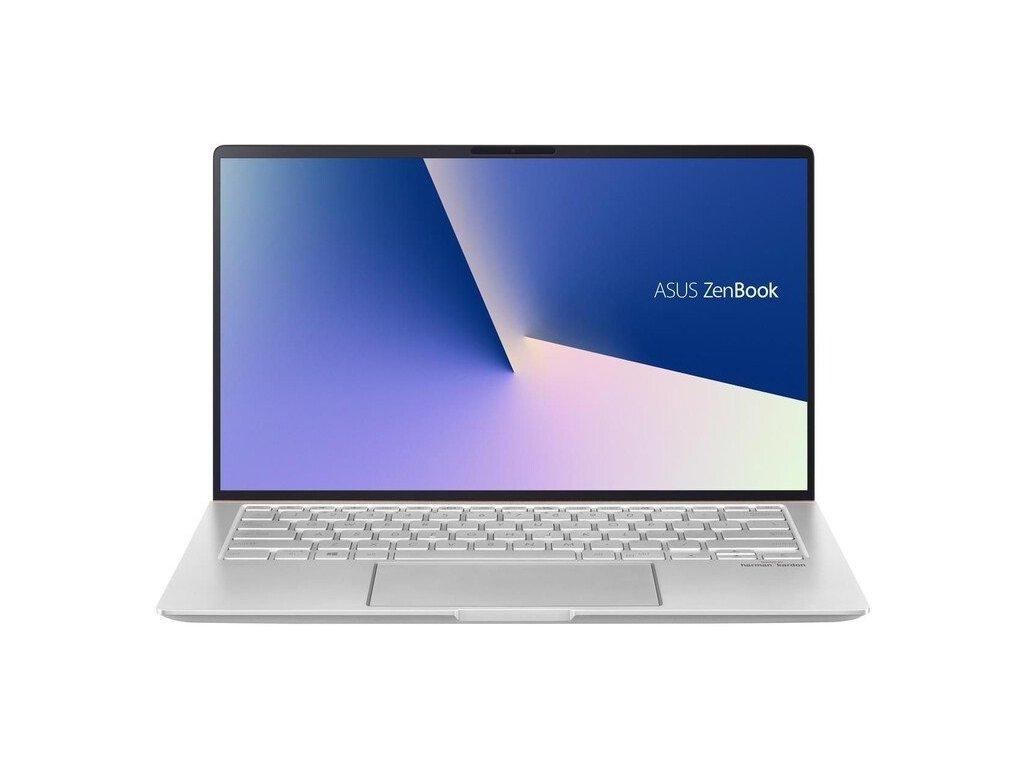 ASUS Zenbook UX433F, stříbrná